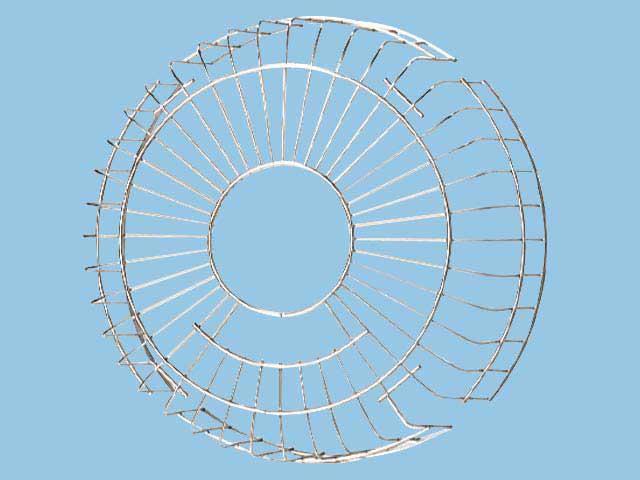 保護ガード SUS製 専用部材 保護ガード 35cm用 ステンレス製【FY-GGX353】【fy-ggx353】 換気扇 パナソニック