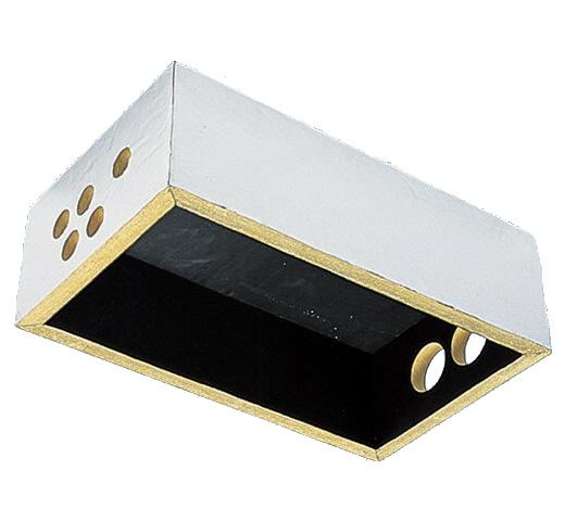 パナソニック 換気扇 【VB-HB202G】 気調システム ベンテック部材 気密断熱ボックス 組み立て式