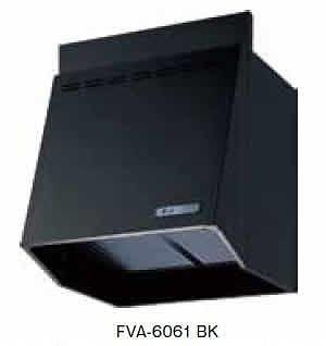 富士工業 レンジフード 【FVA-6061LBK】 【間口:600】 【FVA6061LBK】 【代引き不可】