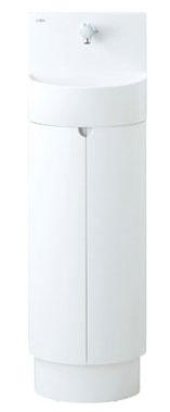 LIXIL・リクシル 【L-D203SCHE】コンパクト手洗いキャビネット 狭いトイレにもOKのすっきりおしゃれな手洗いキャビネットです 一般地・寒冷地共通【手すり 介護用】 INAX