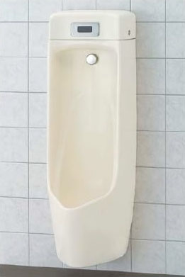 【GAWU-506RL】 LIXIL・リクシル トイレ センサー一体形ストール小便器 AC100V仕様 プロガード+ハイパーキラミック INAX