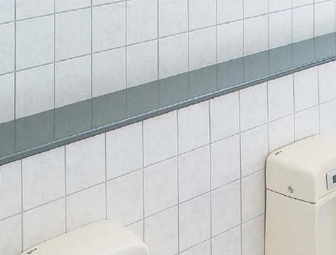 LIXIL・リクシル トイレ マーベリイナ甲板 【MB-3】 クレセア エプロン高さ:40mm エプロン様式:R 【価格は1mの単価です】 INAX