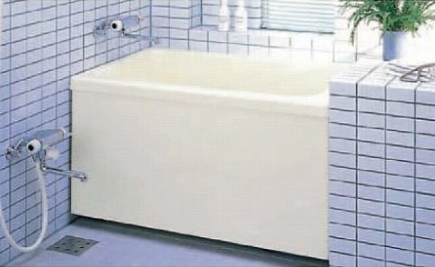 INAX 浴槽 バスタブ ポリ浴槽 【PB-1102AL/L11-J2】【PB-1102AR/L11-J2】 ポリエック お風呂 1,100サイズ 和洋折衷タイプ 1方全エプロン【代引き不可】