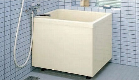 INAX 浴槽 バスタブ ポリ浴槽 【PB-802BL/L11】【PB-802BR/L11】 ポリエック お風呂 800サイズ 和風タイプ 2方全エプロン【代引き不可】 【セルフリノベーション】