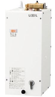小型電気温水器 6L 本体【EHPN-F6N4】排水器具【EFH-4-25/PT】(手洗いカウンター設置用)ゆプラス 住宅向け 洗面化粧室/手洗洗面用 コンパクトタイプ (排水管φ25Sトラップ) INAX