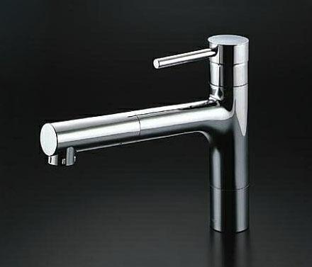 シングルレバー混合水栓 【TKC32CSZ】寒冷地仕様 ハンドシャワータイプ 【セルフリノベーション】