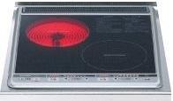 送料無料!三菱電機 IHクッキングヒーター【CS-H28B】 IH+ラジエントヒーター ブラック ミニキッチンに最適! 【せしゅるは全品送料無料】