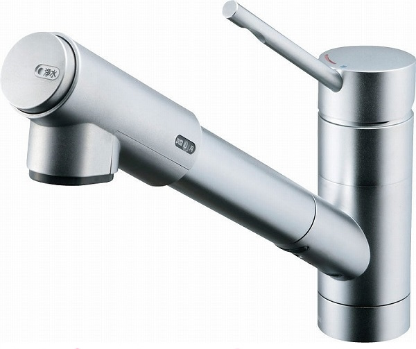 【JF-1451SYX/SE(JW)】LIXIL・リクシル キッチン用水栓金具 オールインワン浄水栓 eモダンタイプ(エコハンドル) INAX