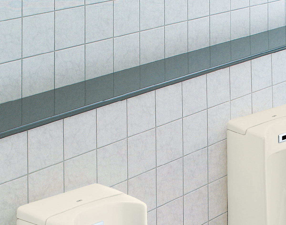 LIXIL・リクシル トイレ マーベリイナ甲板 【MB-3】 プルーム エプロン高さ:40mm エプロン様式:T 【価格は1mの単価です】 INAX