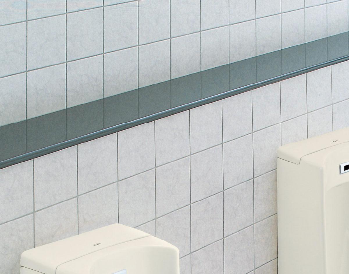 LIXIL・リクシル トイレ マーベリイナ甲板 【MB-3】 ライムストーン エプロン高さ:20mm エプロン様式:R 【価格は1mの単価です】 INAX