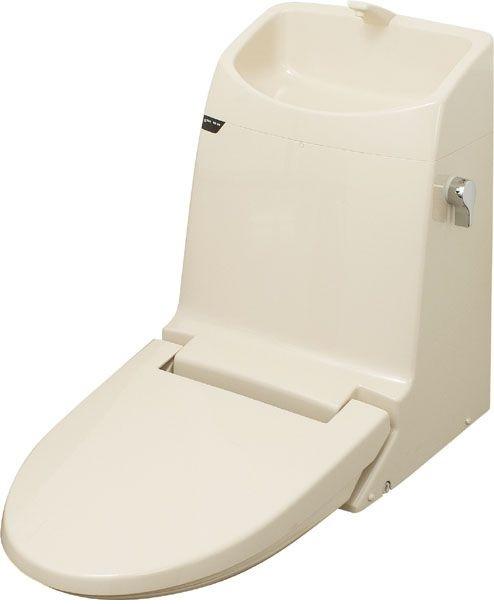 【DWT-MC83】LIXIL・リクシルシャワートイレ一体型取替用機能部・MCタイプ手洗い付き・一般地・水抜方式 INAX