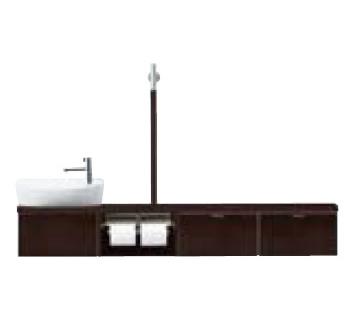 INAX LIXIL・リクシル トイレ手洗 キャパシア【YN-ALREDEKXHCD】フロートキャビネットプラン 丸形手洗器 【YNALREDEKXHCD】【メーカー直送のみ・代引き不可】