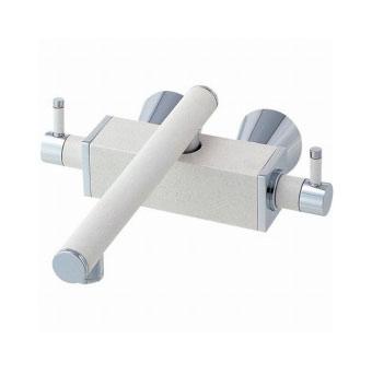 三栄水栓 ツーバルブ混合栓【K2530-JD-13】【K2530JD13】[新品] [SANEI] 水栓