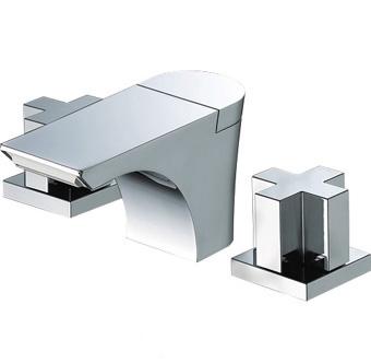 三栄水栓 ツーバルブ洗面混合栓【K5580PK-13】【K5580PK13】[新品] [SANEI] 水栓
