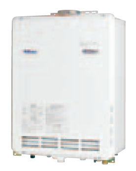【全品送料無料】パロマ ガス給湯器 エコジョーズ 20号 【FH-E204AWADL4-1(E)】 【FHE204AWADL41E】 eco フルオートタイプ 設置フリータイプ [上方排気延長型]