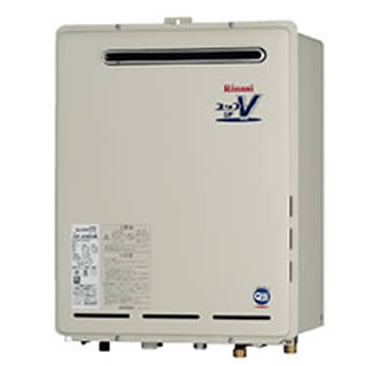 【RUF-A1600SAW(A)】 リンナイ ガス給湯器 16号 設置フリータイプ オート 屋外壁掛 PS設置型 給湯 給水接続20A 【RUFA1600SAWA】