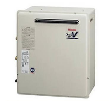【RUF-A2003SAG(A)】 リンナイ ガス給湯器 20号 設置フリータイプ オート 屋外据置型 【RUFA2003SAGA】 【セルフリノベーション】