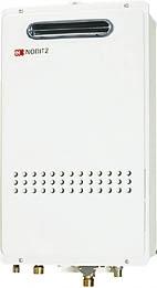 ノーリツ ガス給湯器 【GQ-1627AWX-DXBL】 (ふろ高温水供給方式) 16~2.5号 [新品] 【沖縄・北海道・離島は送料別途必要です】