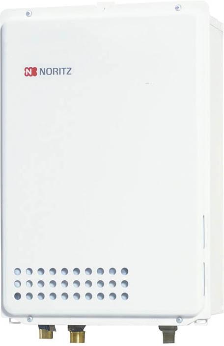 ノーリツ ガス給湯器 【GQ-2437WX-TB】 24~3号 [新品] 【沖縄・北海道・離島は送料別途必要です】