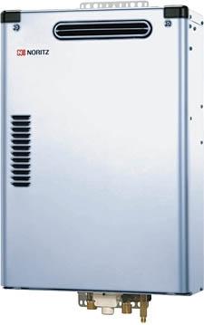 ノーリツ 石油給湯器【OQB-G4702WS】標準タイプ(オートストップなし)給湯専用(4万キロ) 台所リモコン付 石油給湯機 屋外壁掛形 ステンレス外装【OQBG4702WS】