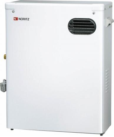 ノーリツ 石油給湯器 OQB-3704Y 標準タイプ(オートストップなし)給湯専用(3万キロ) OQB-307Yの後継品 台所リモコン付 石油給湯機 屋外据置形 OQB3704Y