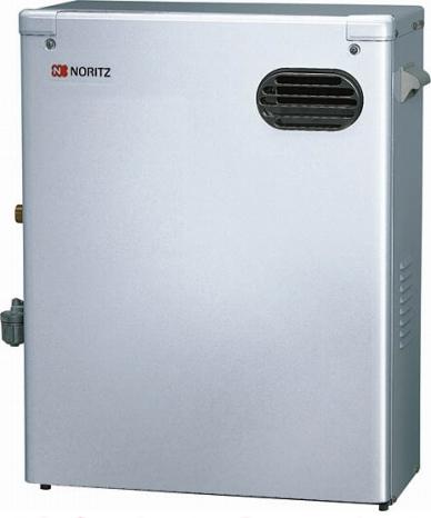 ノーリツ 石油給湯器 OQB-3704YS 標準タイプ(オートストップなし)給湯専用(3万キロ) OQB-307YSの後継品 台所リモコン付 石油給湯機 屋外据置形 ステンレス外装 OQB3704YS