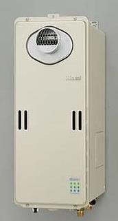 RUF-SE1610AW フルオート 屋外壁掛・PS設置型16号【RUF-SE1610AW】 エコジョーズ【RUFSE1610AW】 リンナイ ガスふろ給湯器 設置フリータイプ ecoジョーズ【セルフリノベーション】