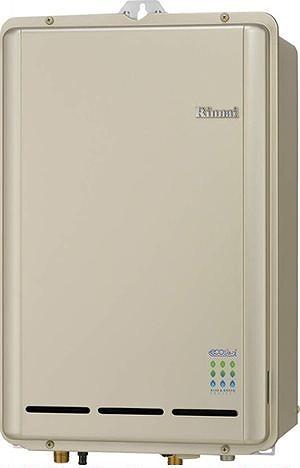 リンナイ ガス給湯器 16号 【RUX-E1600B】【RUXE1600B】 ecoジョーズ 給湯専用タイプ PS後方排気型