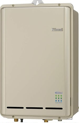 リンナイ ガス給湯器 20号 【RUX-E2000B】【RUXE2000B】 ecoジョーズ 給湯専用タイプ PS後方排気型