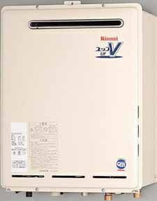【RUF-A1610AW(A)】リンナイ ガス給湯器 16号 屋外壁掛・PS設置型 フルオート 設置フリータイプ 【セルフリノベーション】