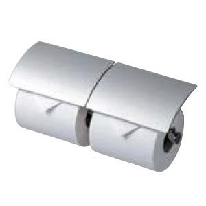 【YH63R#MS】(芯棒固定タイプ) TOTO アクセサリー 二連紙巻器[マットタイプ] トイレットペーパーホルダー マットシルバー