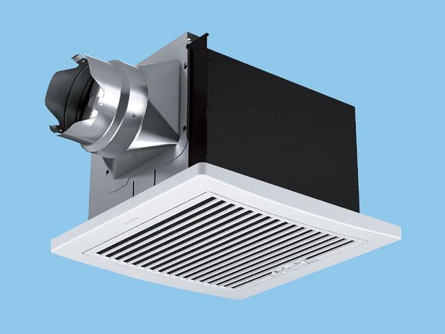 パナソニック 換気扇 ルーバー付【FY-24BG7V/77】天井埋込形 排気・強-弱 低騒音・特大風量形 鋼板製 埋込寸法:240mm角 適用パイプ径:100mm