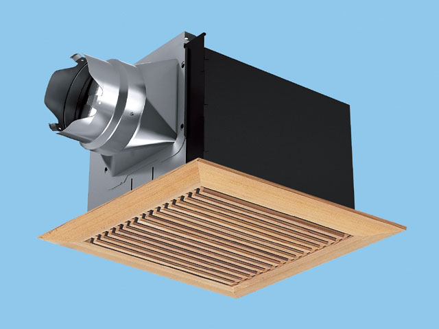 パナソニック 換気扇 ルーバー付【FY-24BK7/15】天井埋込形 排気 低騒音・大風量形 鋼板製 埋込寸法:240mm角 適用パイプ径:100mm