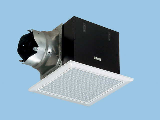 パナソニック 換気扇 ルーバー付【FY-27BK7/47】天井埋込形 排気 低騒音・大風量形 鋼板製 埋込寸法:270mm角 適用パイプ径:150mm
