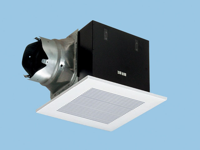 パナソニック 換気扇 ルーバー付【FY-27BK7/81】天井埋込形 排気 低騒音・大風量形 鋼板製 埋込寸法:270mm角 適用パイプ径:150mm