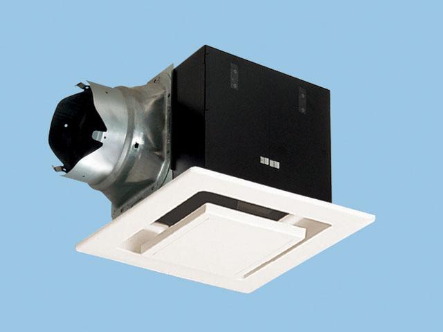 パナソニック 換気扇 ルーバー付【FY-27BKA7/46】天井埋込形 排気・強-中-弱-微 低騒音・大風量形 風量切替機能内蔵形 鋼板製 埋込寸法:270mm角 適用パイプ径:150mm