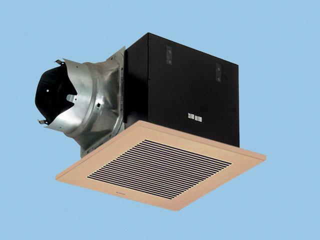 パナソニック 換気扇 ルーバー付【FY-27BKA7/82】天井埋込形 排気・強-中-弱-微 低騒音・大風量形 風量切替機能内蔵形 鋼板製 埋込寸法:270mm角 適用パイプ径:150mm