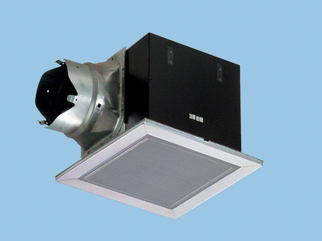 パナソニック 換気扇 ルーバー付【FY-27BM7/19】天井埋込形 排気 低騒音形 〈コンパクトキッチン用〉 鋼板製 埋込寸法:270mm角 適用パイプ径:150mm