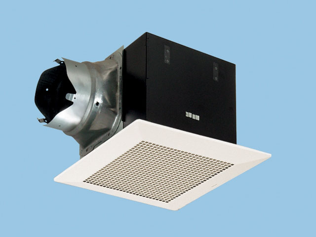 パナソニック 換気扇 ルーバー付【FY-27BN7/34】天井埋込形 排気 消音形 〈消音材組込〉 鋼板製 埋込寸法:270mm角 適用パイプ径:150mm