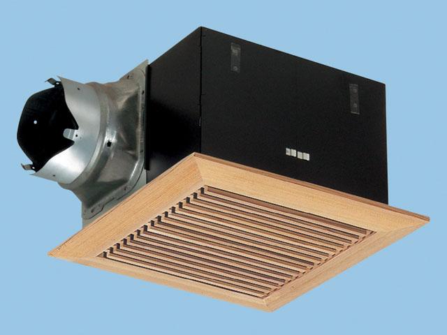 パナソニック 換気扇 ルーバー付【FY-32BK7H/15】天井埋込形 排気・強-弱 低騒音・特大風量形 鋼板製本体・左排気 別売ルーバー組合品番 埋込寸法:320mm角 適用パイプ径:150mm