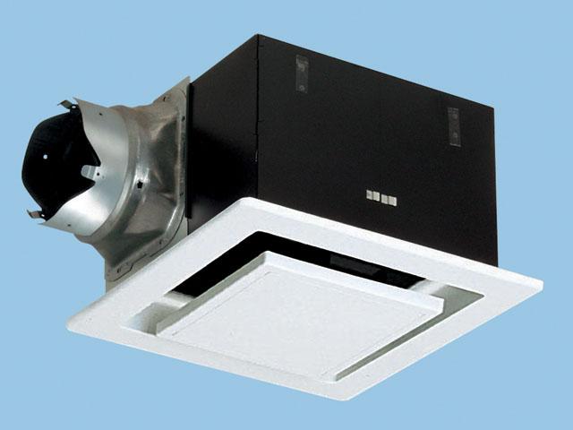 パナソニック 換気扇 ルーバー付【FY-32BK7H/46】天井埋込形 排気・強-弱 低騒音・特大風量形 鋼板製本体・左排気 別売ルーバー組合品番 埋込寸法:320mm角 適用パイプ径:150mm