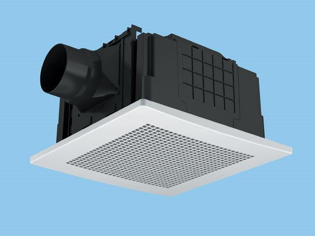 パナソニック 換気扇 ルーバー付【FY-32JDSD7/56】天井埋込形 排気・低騒音 DCモーター搭載 小口径形 樹脂製 埋込寸法:320mm角 適用パイプ径:100mm