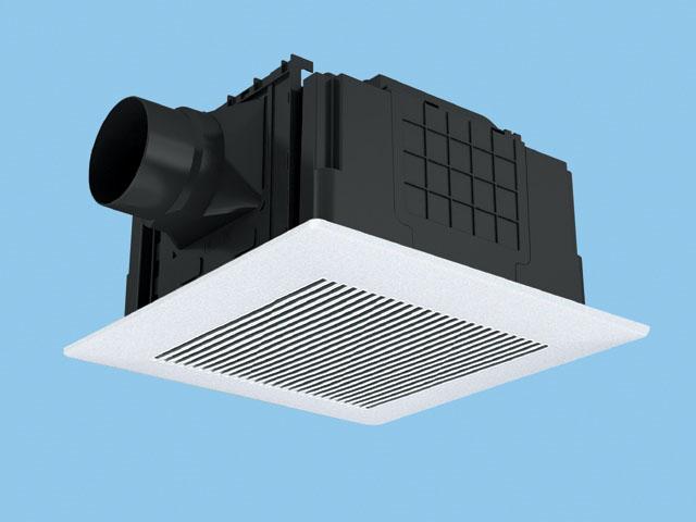 パナソニック 換気扇 ルーバー付【FY-32JDSD7/81】天井埋込形 排気・低騒音 DCモーター搭載 小口径形 樹脂製 埋込寸法:320mm角 適用パイプ径:100mm