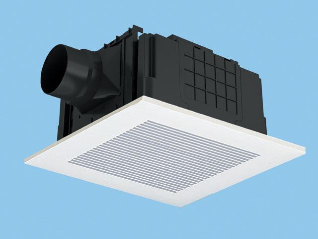 パナソニック 換気扇 ルーバー付【FY-32JSD7V/93】天井埋込形 排気 低騒音・小口径形 常時換気付 樹脂製 埋込寸法:320mm角 適用パイプ径:100mm