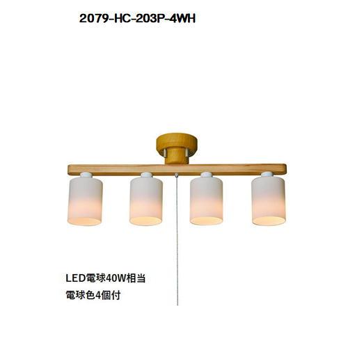 HC-203P-4WH)LEDバーライト 4灯(東京メタル)
