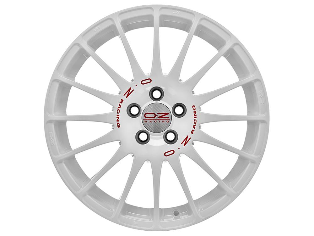 生まれのブランドで Superturismo-WRC アルミホイール 4本セット Racing 4本セット 18インチ 単品 8.0J 18 ホワイト inch PCD 114.3 5穴 適合 GRヤリス OZ Racing スーパーツーリズモ ダブリュアールシー オーゼット ホワイト き, ナガオカキョウシ:dd95c76f --- adaclinik.com