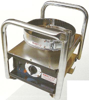 ミキスタ工業 撹拌機 軽量型ミキスタ4L/6L 専用山型パドル1本付【代引は条件有】