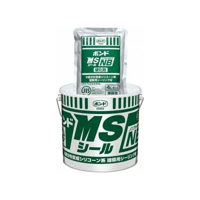 【全10色】コニシボンド MSシール 4Lセット×2セット+カラーマスター(160g×2袋)セット