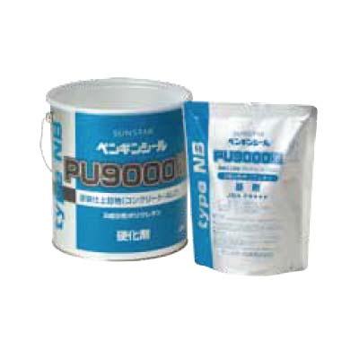 サンスター ペンギンシール PU9000typeNB 6L×2缶 金属缶