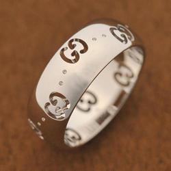 GUCCI グッチ246470 J8500 9000 08号 リング 指輪●【新品・未使用・正規品】